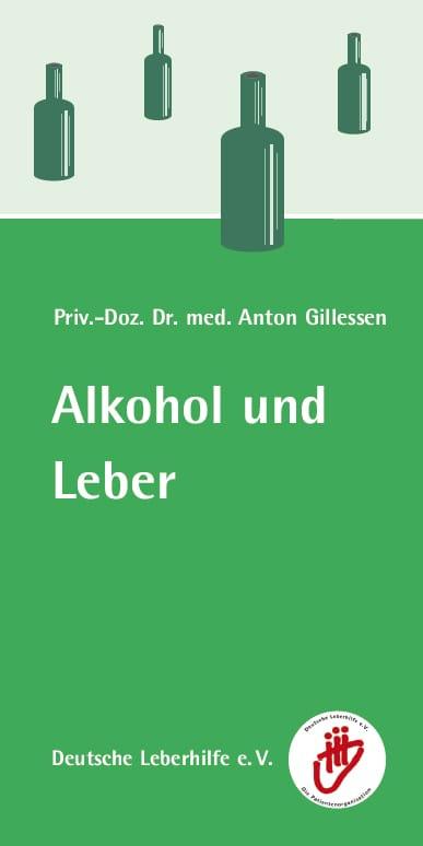 Alkohol und Leber